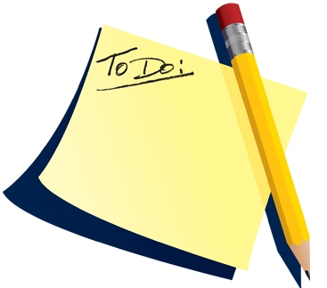 Is A To Do List As Simple As Just Writing Down What You Need To Get