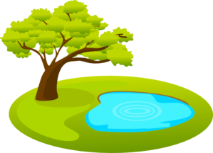 Clip Art Pond Clip Art pond water clipart kid with tree clip art at clker com vector online royalty