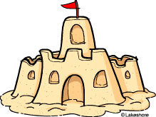 Sand Castle Clip Art At Lakeshore Learning