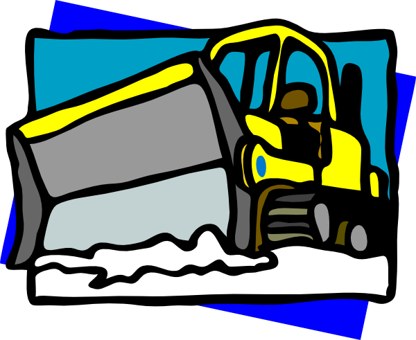 Snow Plow Clip Art At Clker Com   Vector Clip Art Online Royalty Free