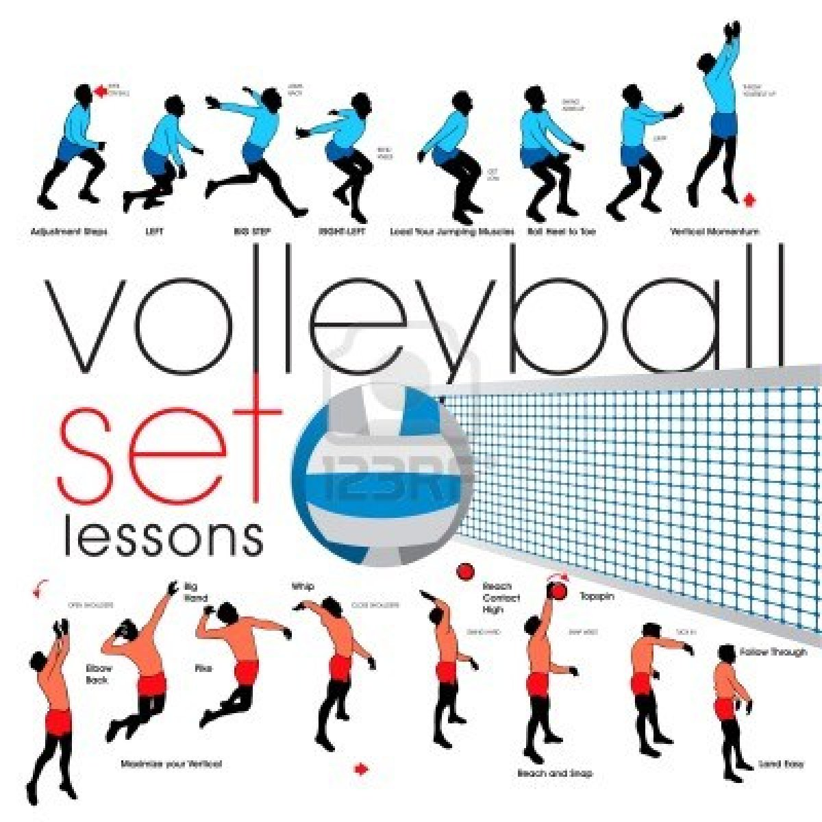 volleyball setting clipart - photo #24