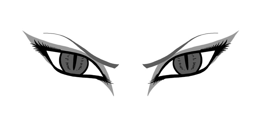 Angry Eyes   Clipart Best