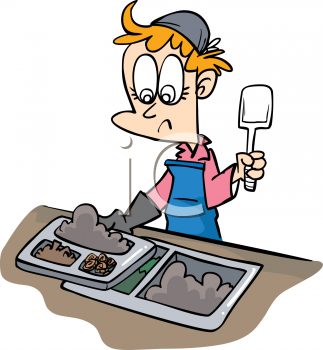 Cartoon Lady Cooking Clipart   Cliparthut   Free Clipart