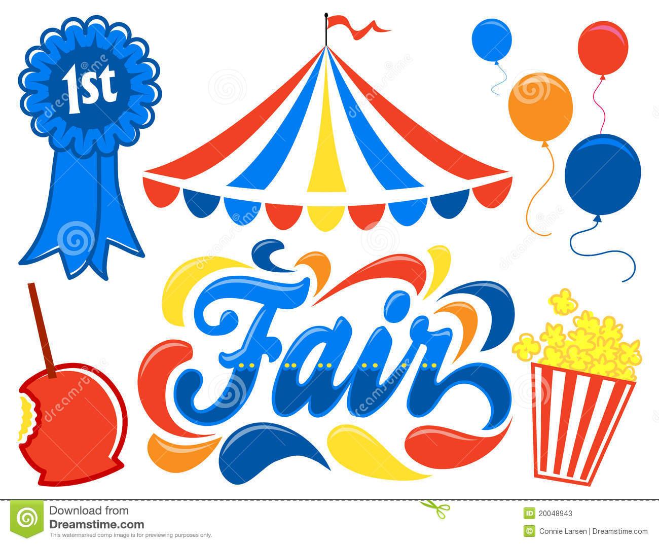 Clip Art Fairs and Festivals