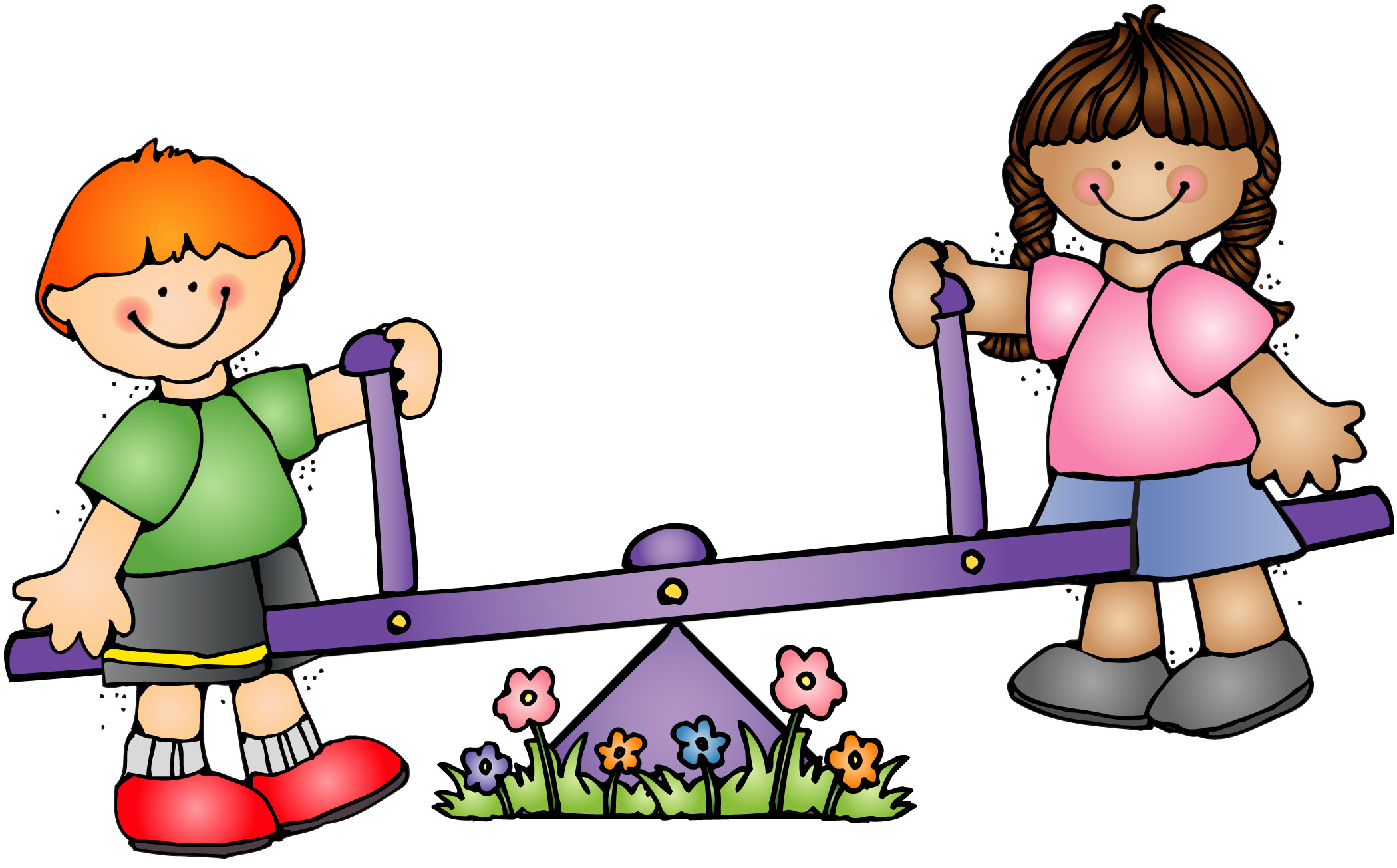 See Saw Clipart - Clip...