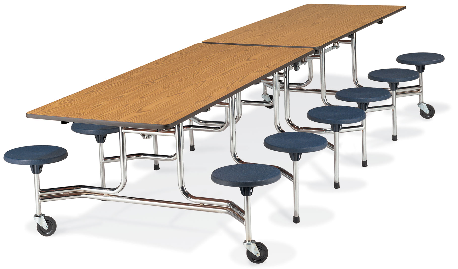 Portable Cafeteria Tables           1141 99 Each