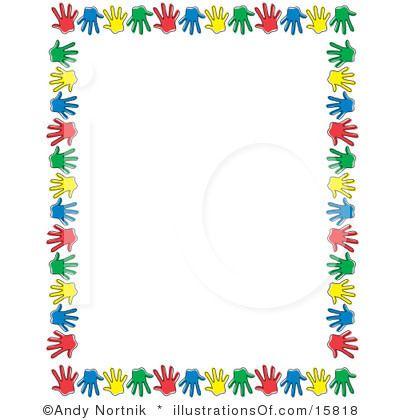 Scrapbook Border Border Paper Crafts Ideas Preschool Clip Clip Art