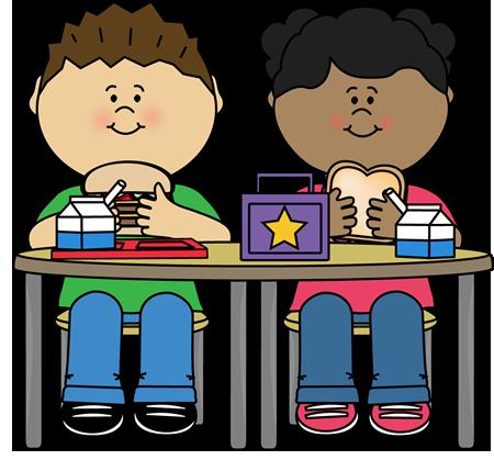 Cute Lunch Clipart - Clipart Kid