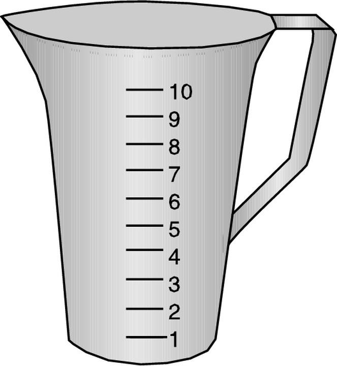 Line Art Jug : Gallon quart pint cup clipart suggest