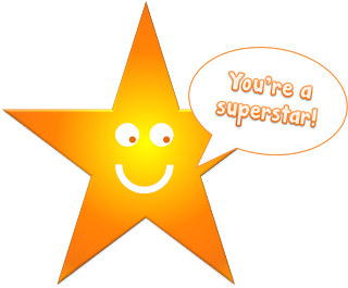 You Are A Star Clipart - Clipart Suggest
