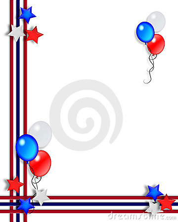 Free Clip Art Borders Stars Stars And Stripes Patriotic July 4th