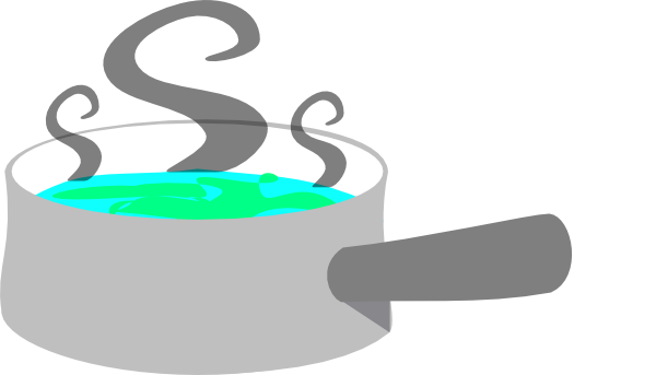 Boiling Water Clip Art