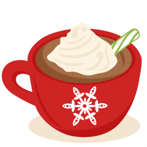 Christmas Hot Cocoa Clipart - Clipart Kid