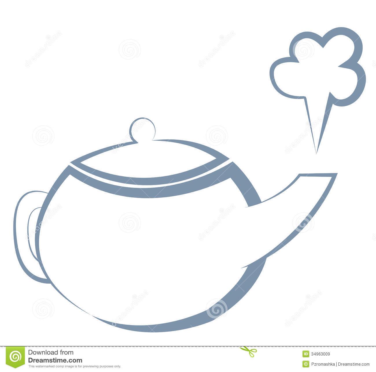 Kettle Steam Clipart kettle-steam-clipart-b...