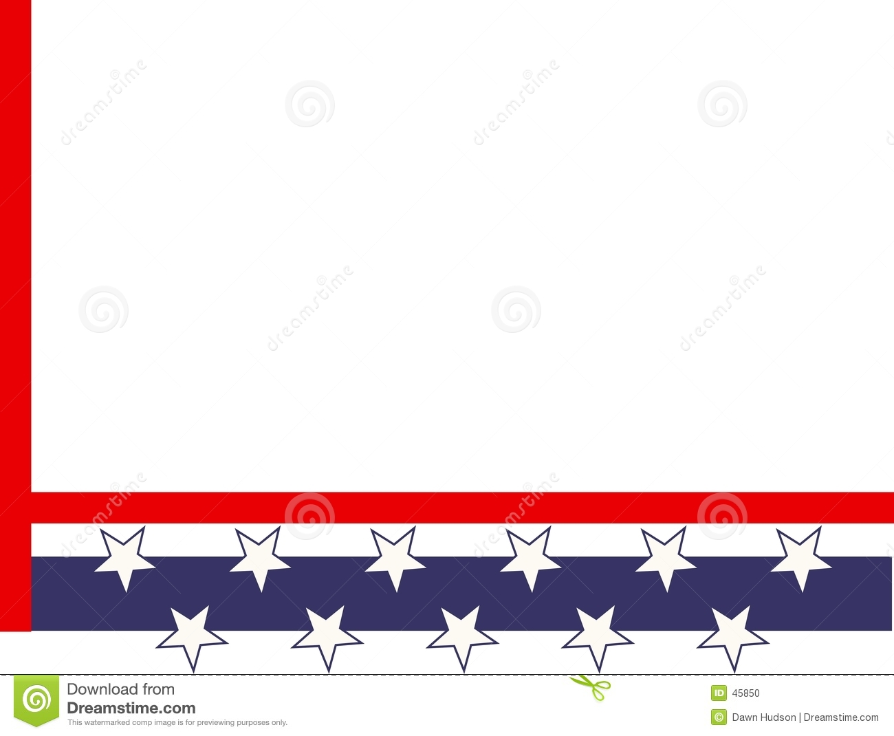 This Free Clip Art Stars And Stripes Borders Clip Art Is Available