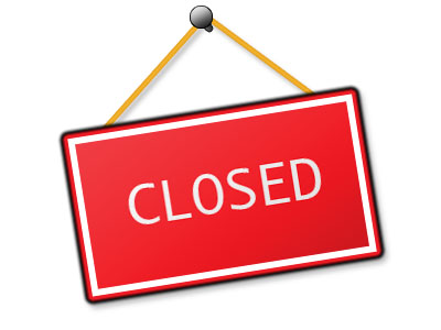 Closed Sign Clipart - Clipart Kid