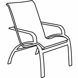 Fits Chairs With Backrests Up To 27 32 5l 25 5w 34h