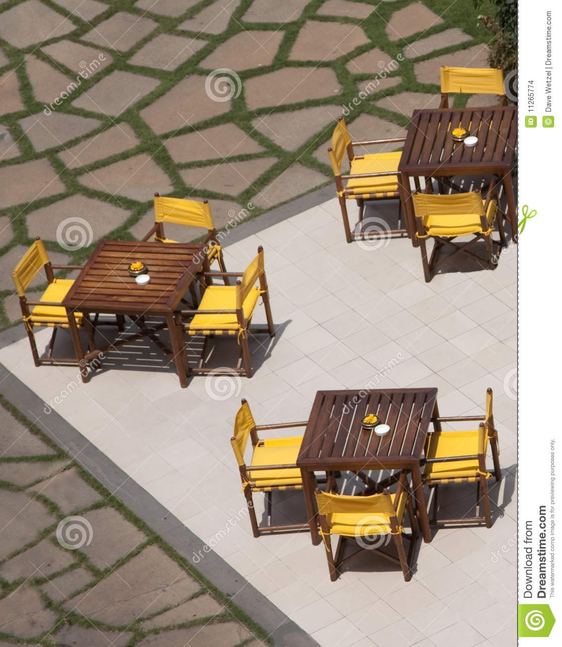 More Similar Stock Images Of   Outdoor Resturant Patio Tables