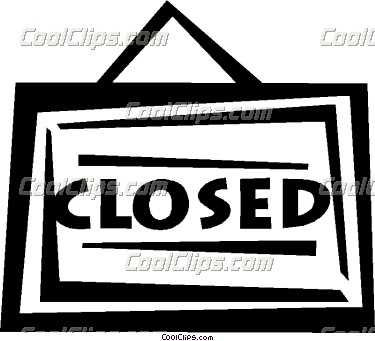 Office Closed Clipart - Clipart Kid