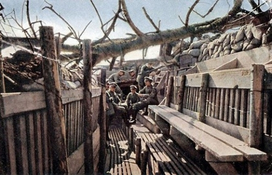 Sources For What It Was Like In The Trenches Ww1trench Warfare Ww1