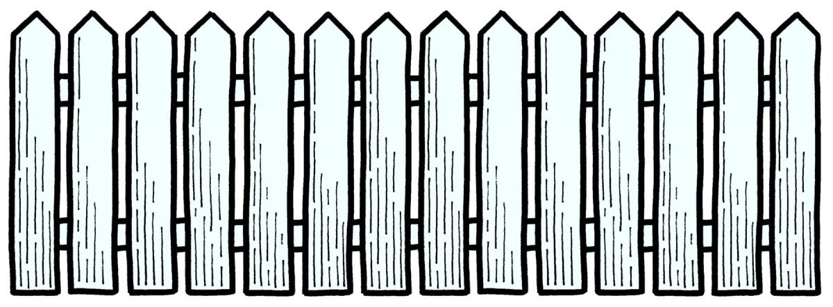 Barn fence clipart suggest