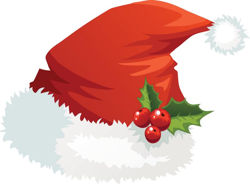 Clipart Bonnet De Noel Bonnets Du P Re Noel