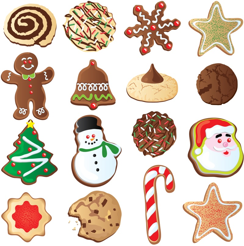 Clip Art Christmas Cookie Clip Art cookie free clipart kid food vector graphics blog page 5