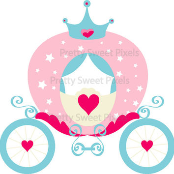 Princess Carriage Clipart   Clipart Panda   Free Clipart Images