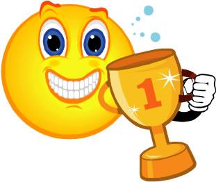 1st Place Trophy Clipart - Clipart Suggest