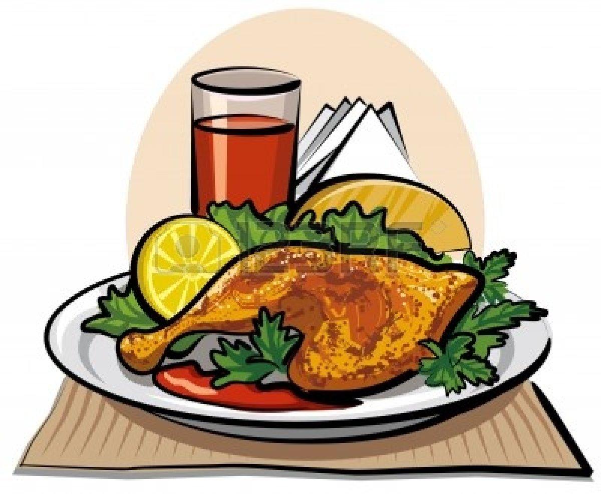 Grilled chicken clip art - photo#12