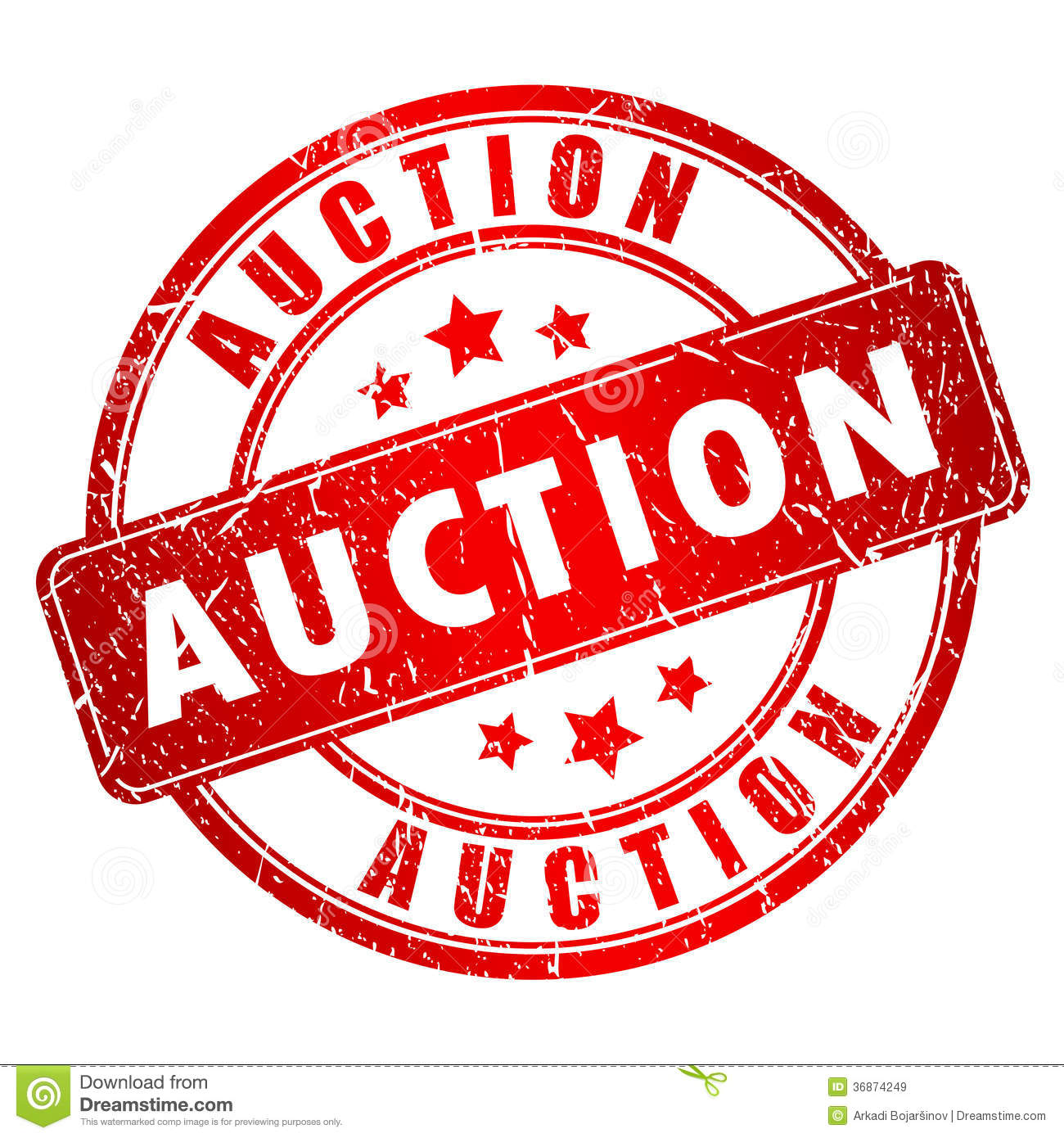 Welcome Clip Art Online Auction