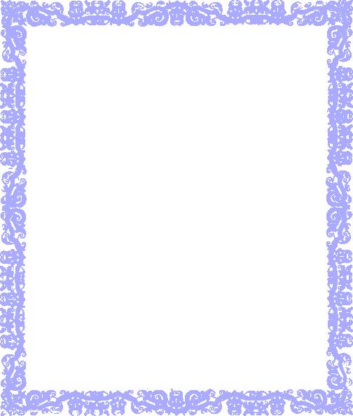 Cute Border Clipart - Clipart Kid