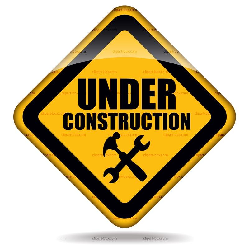 Under Construction Clipart   Clipart Panda   Free Clipart Images