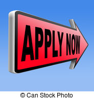 Apply Now Stock Illustrations  922 Apply Now Clip Art Images And