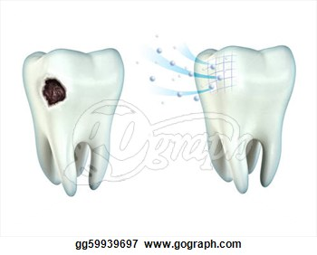 Drawing   Teeth Cavity  Clipart Drawing Gg59939697