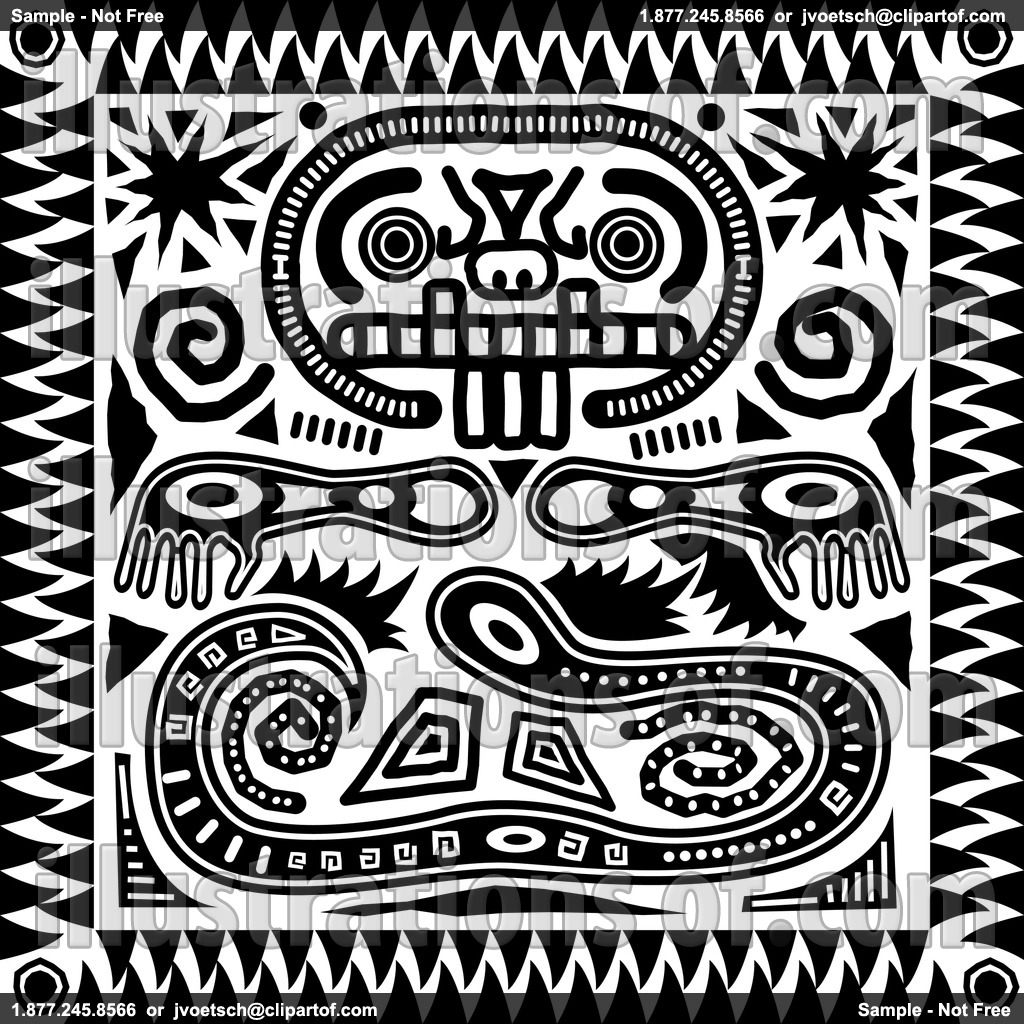 Free Rf Inca Clipart Illustration By Jkerrigan Stock Sample 83000