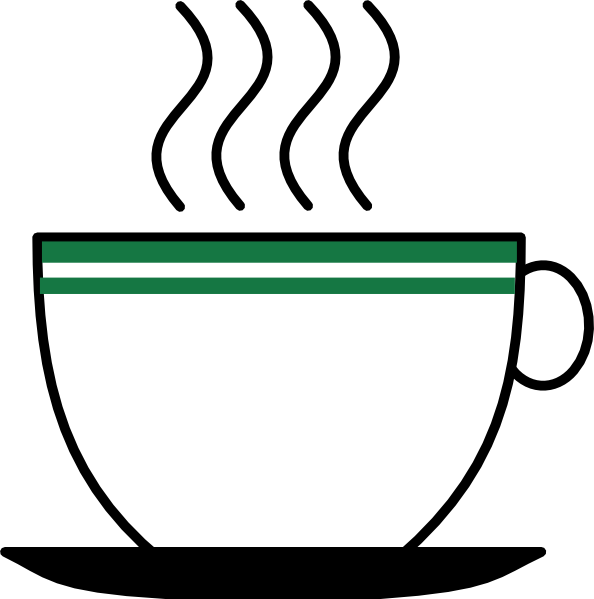 Hot Beverage Clip Art At Clker Com   Vector Clip Art Online Royalty