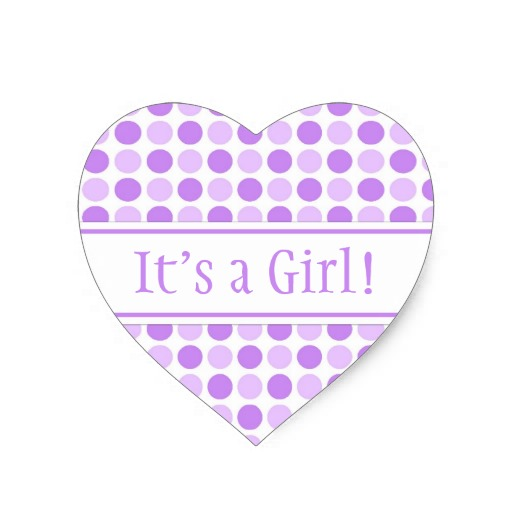 Purple baby girl clipart clipart suggest for It s a girl dekoration