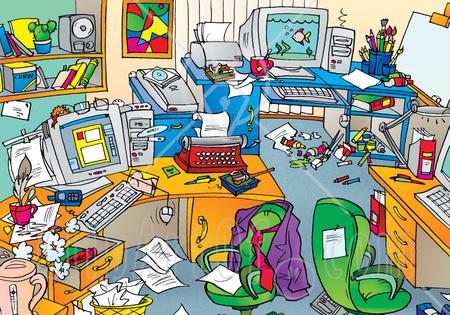 Clip Art Messy Kitchen Clipart - Clipart Kid