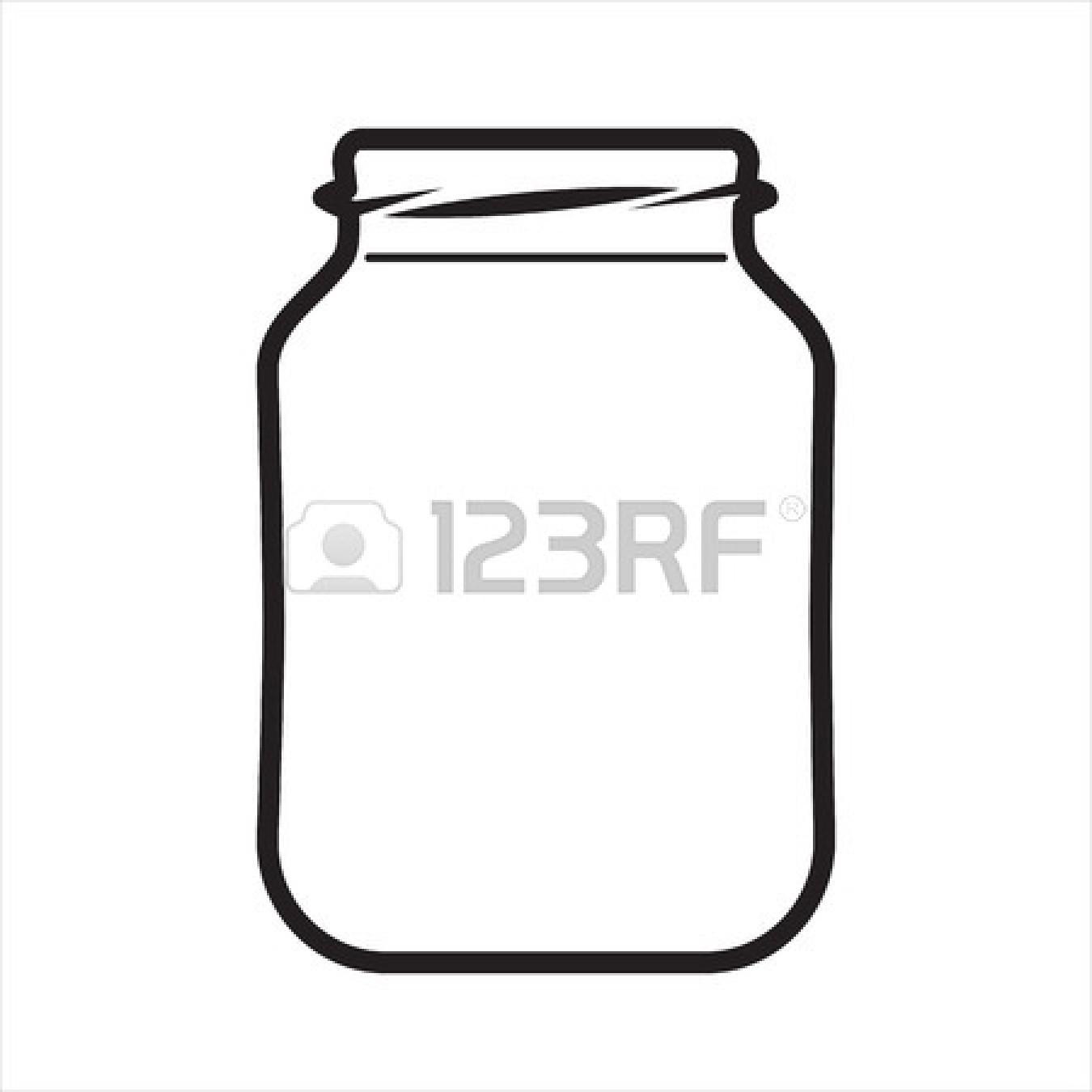 open jar clipart clipart suggest