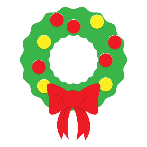 christmas clipart vector - photo #32