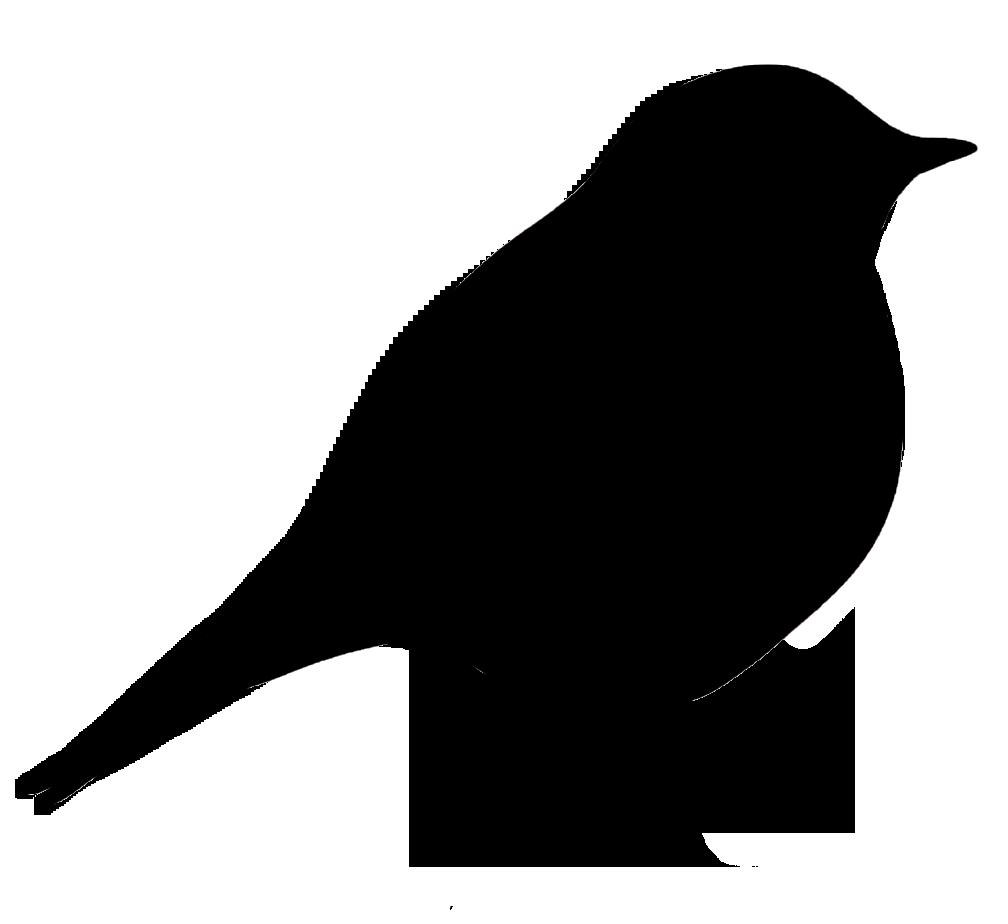 Bird Silhouette Clipart - Clipart Suggest