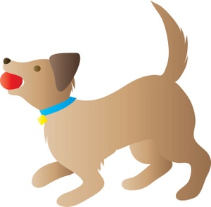 Dog ball clip art - photo#13