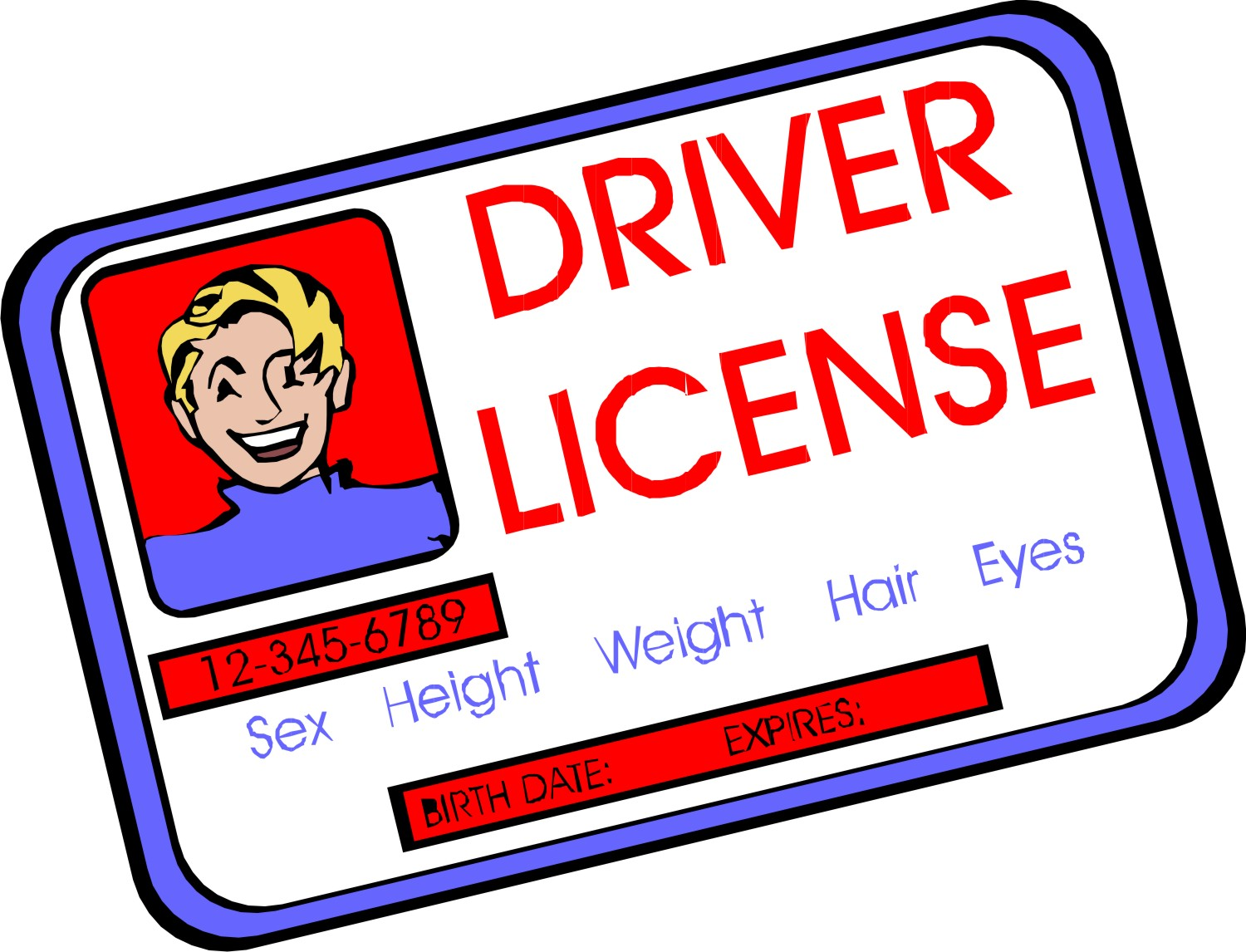 Learner S Permit Driving Clipart Cliparthut Free Clipart