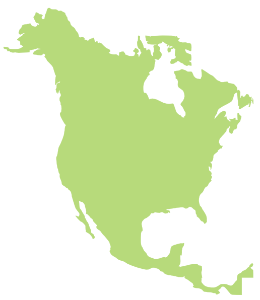 North America Clip Art At Clker Com   Vector Clip Art Online Royalty