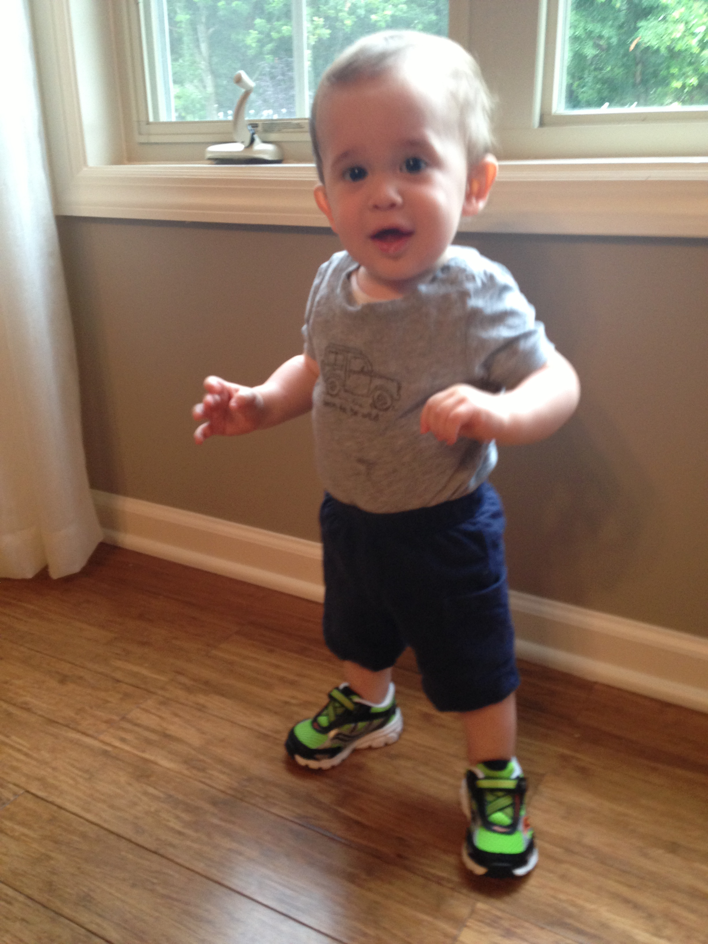 Saucony Ride 6  Toddler Baby  Review
