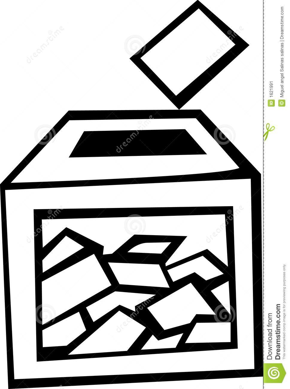 Voting Cartoon Clipart Clipart Suggest