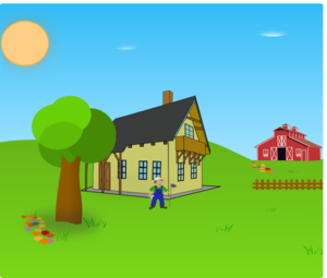 Www Clipartoday Com Clipart Agriculture Farming Fence 163366 Html