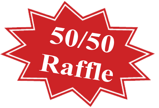 50 50 clipart clipart suggest for 50 50 raffle tickets template