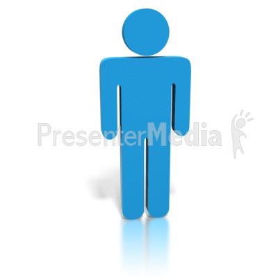 Stick Figure Man Clipart - Clipart Kid
